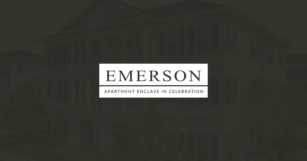 Emerson At Celebration Is A Pet Friendly Apartment Community In Celebration Fl